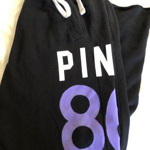 Victoria's Secret PINK Boyfriend Pant Size L